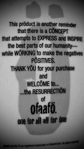 ofaafo concept