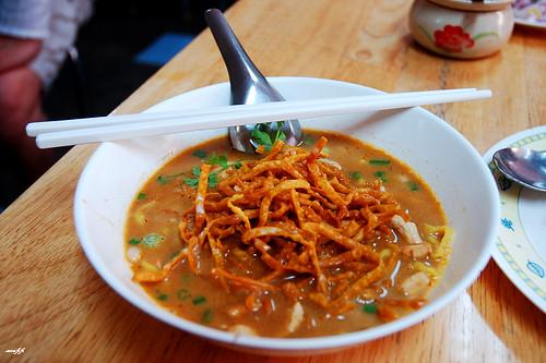 Chiang mai noodles