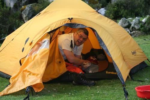 A Wild Campsite