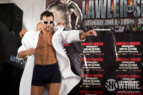 Phil Baroni MMA
