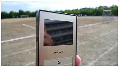amadana SALでサッカーを撮ってみた