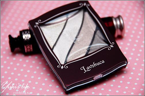 [美妝試用]*Lavshuca 流光星瞳眼影盒 & 豐澤無限恆采唇膏