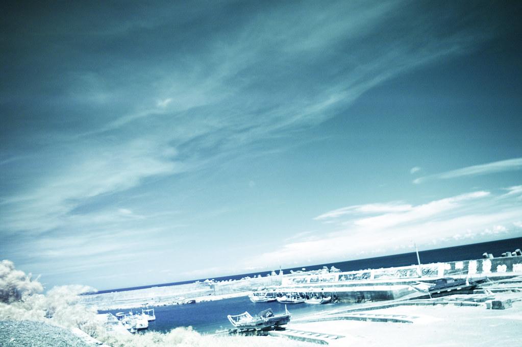 旭海小漁港