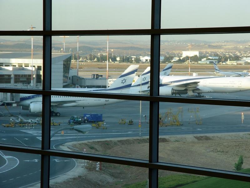 Tel Aviv - Ben Gurion International (TLV / LLBG) 3624802091_e67dd85526_o