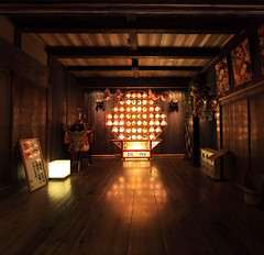 Japanese traditional style farm house / () (TANAKA Juuyoh ()) Tags: old house architecture japanese design high ancient folk interior room traditional style hires resolution  5d hi residence res  markii                  canonef14mmf28liiusm