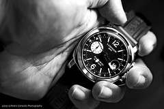 Time machine (Pedro Gerardo) Tags: canon watch pedro gerardo gmt panerai officinepanerai 40d canon40d pedrogerardo