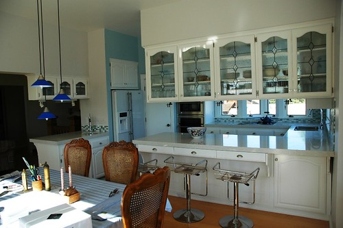 Reposting with photos--finished kitchen