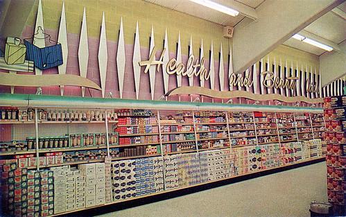 Health and Beauty Aids, 1959