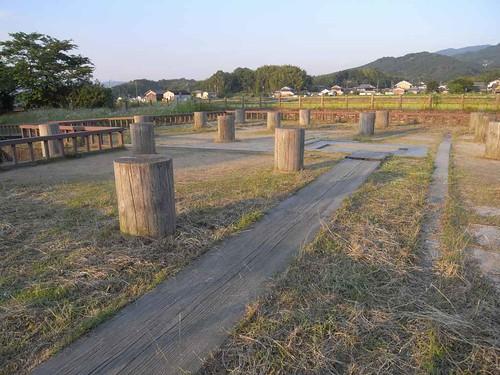 飛鳥水落遺跡@明日香村-08
