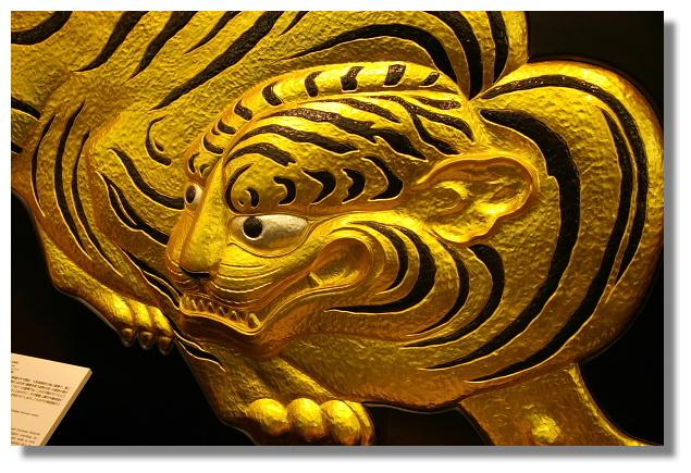 城內黃金裝飾