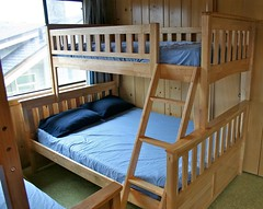 New Bunk Beds at Beach House