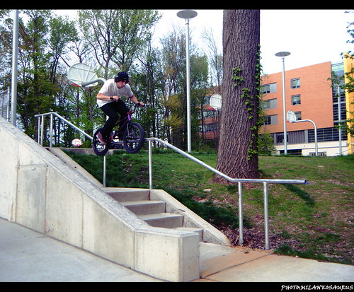 marc,double peg grind