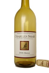 2008 Charles Shaw International Shiraz