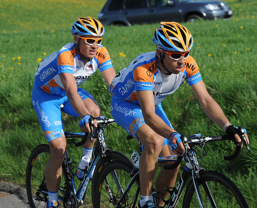 Murilo Fischer, Robbie Hunter - Tour of Romandie, stage 2