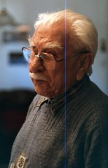Grandpa (Beny Shlevich) Tags: color film israel grandpa zenit analogue helios zenite helios442 fourthroll helios442lens