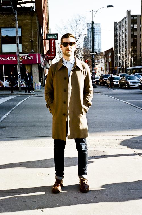 Dior Man, Toronto Street Fashion @ Spadina Ave., Toronto