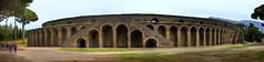Anfiteatro, Pompei (I) (Panoramyx) Tags: italien italy panorama italia campania amphitheatre panoramica napoli naples amphitheater pompeya hdr italie pompei nápoles italië anfiteatro neapel napels amphithéâtre itàlia amfiteatre nàpols 72oreanapoli 72hoursinnaples 72horasennápoles 72horesanàpols 72heuresànaples 72stundeinneapel 72uurinnapels