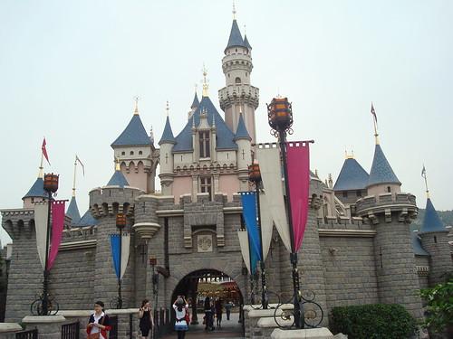 這就是睡公主城堡