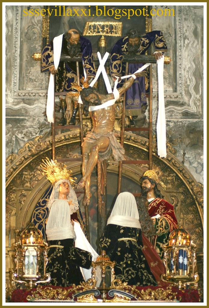 Misterio del Descendimiento, Jueves Santo 2010
