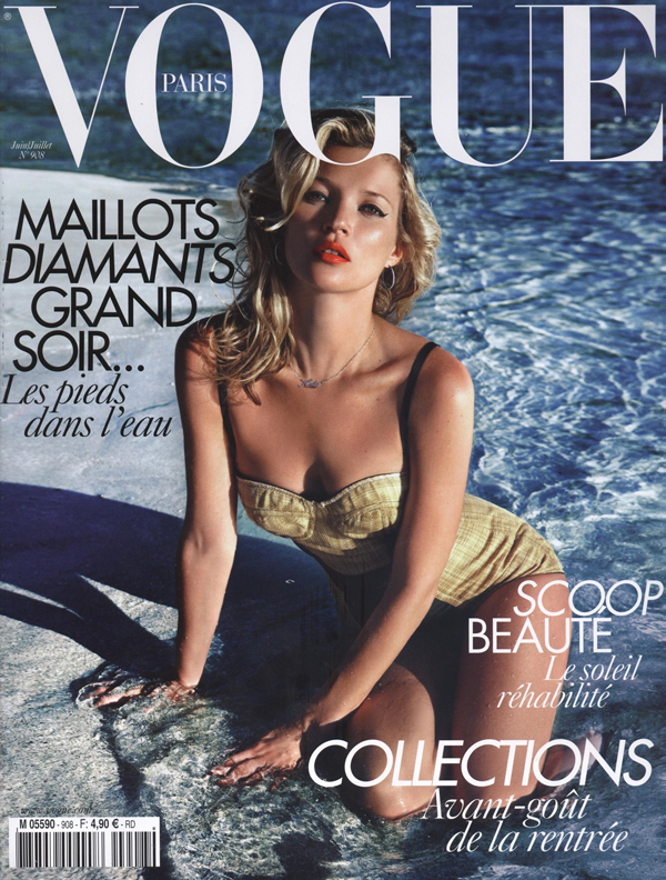 Kate Vogue Paris june 2010