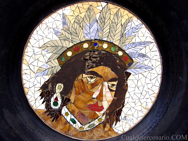 Mosaico V - Indio
