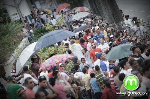 Formula en el Malecon de Santo Domingo 1