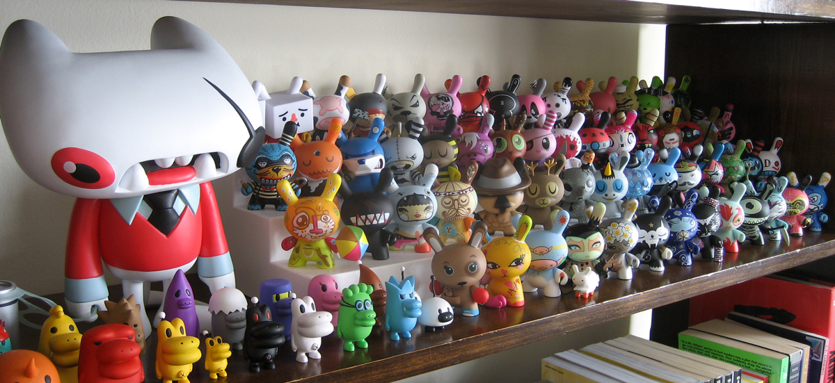 Crappy Cat, Kiiros and Dunnys