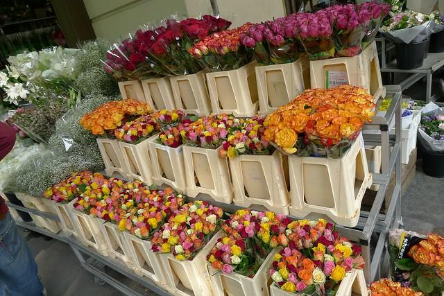 Fleurs at O'Fleurs