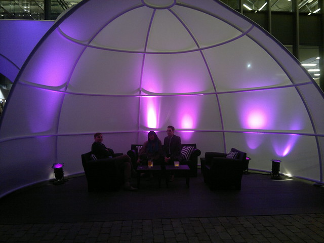 Quadrangle Architects 25th Anniversary at Corus