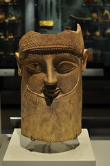 Like he was winking at me - Ashmolean