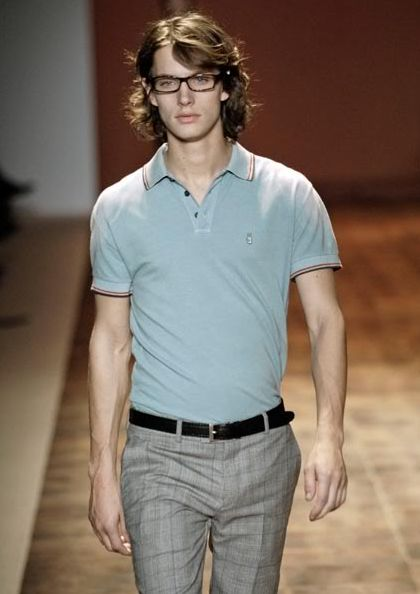 メガネ男子 Andrew Smith3039_FW06_John Varvatos(Dawn@mh)