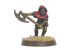 Moria Goblin Prowler 3 (LotR Collector) Tags: miniature painted gaming lotr goblin figure lordoftherings gw wargame tolkien tabletop sbg middleearth prowler thehobbit moria gamesworkshop wargaming legions warofthering wotr strategybattlegame themistymountains battlehosts