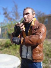 Niko Bellic (Jaime Margary) Tags: auto grand niko theft jaime iv gta4 margary bellic kalapusa