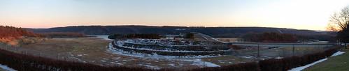Beltzville State Park Panorama
