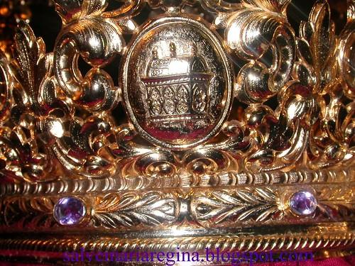 Corona de Ntra. Sra. de la Victoria
