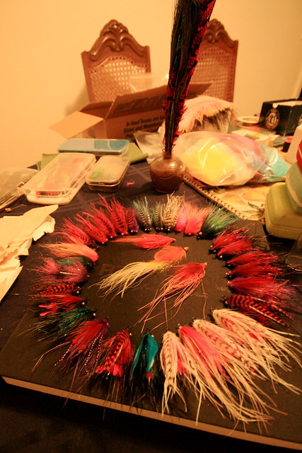 Intruder Fly Tying Madness