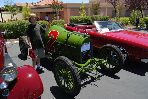 Ford Model T based racer