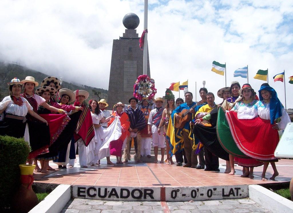 Ballet Folkórico Ecuatoriano Virginia Rosero