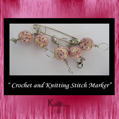 Crochet and Knitting Stitch Marker
