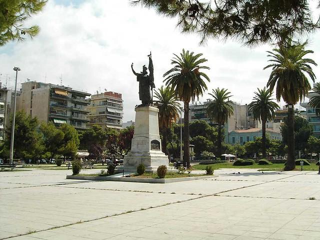 Δυτική Ελλάδα - Αχαϊα - Δήμος Πατρέων Ψηλά Αλώνια