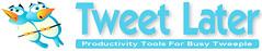 logo tweetlater.com