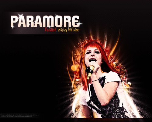 paramore wallpaper. Hayley Williams Wallpaper
