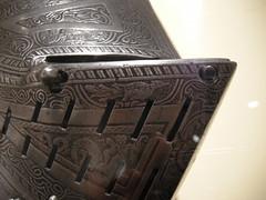 Bird (StrangeChild) Tags: armor armory platemail
