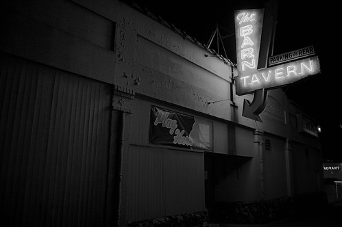 Barn Tavern Lombard Street Portland Oregon