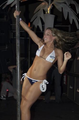corona bikini contest