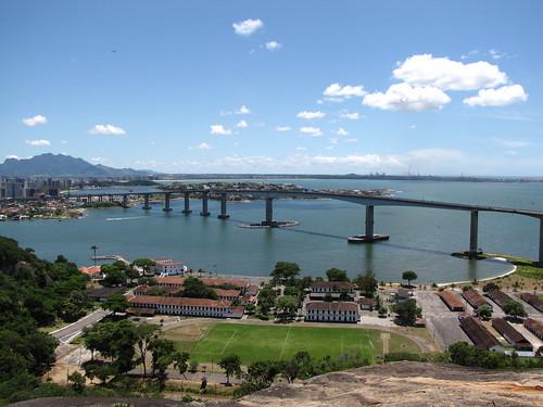 Vitória Vista de Vila Velha by SSodre.