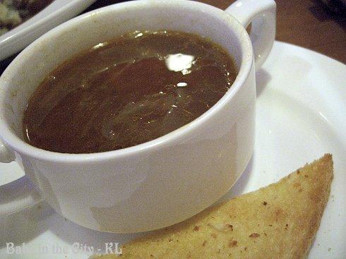 Onion Soup RM9.80