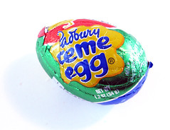 Cadbury Creme Egg Wrapper
