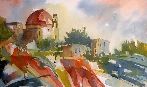 Art in Malta. Mdina