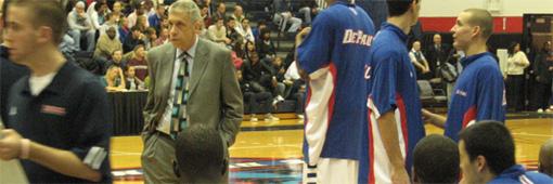 Jerry Wainwright DePaul